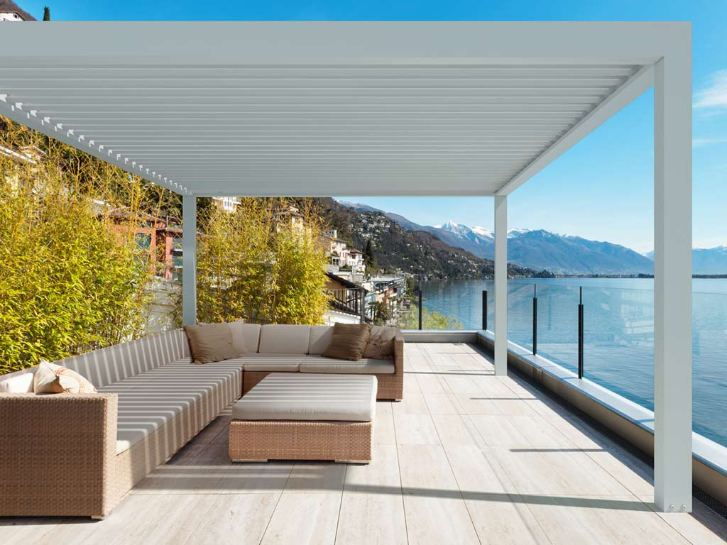 Alihaus - Use your garden year round protected from sun or ...