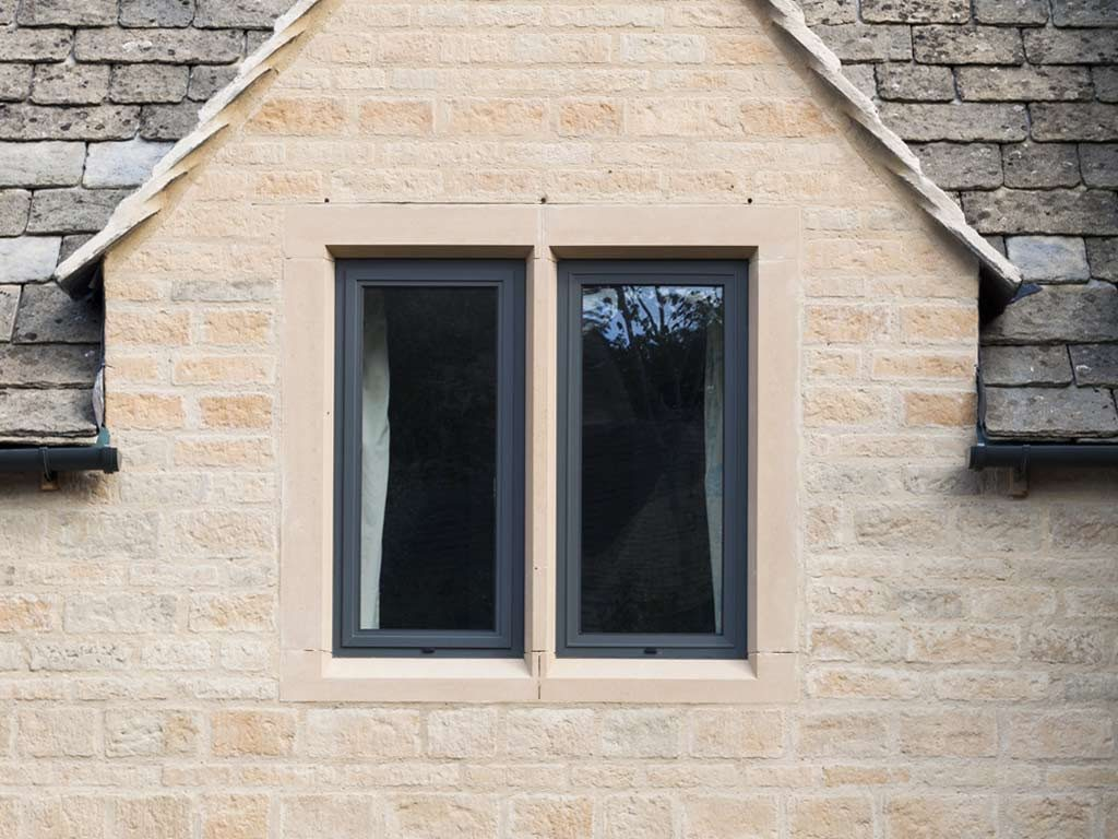 Alihaus Period Windows installed in old home.